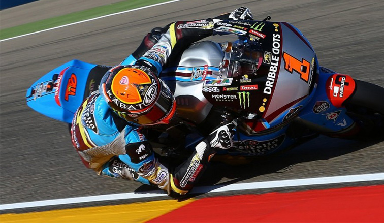 MotoGP: en Moto3 Oliveira suma un nuevo triunfo y en Moto2 Rabat ganó el duelo con Rins