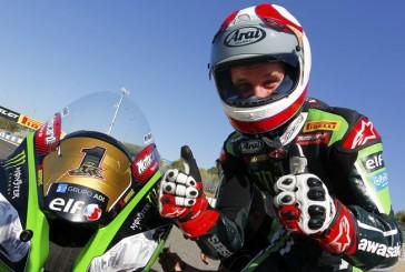 Super Bikes: Sykes gana la 1º carrera y Rea es el nuevo Campeón del Mundo