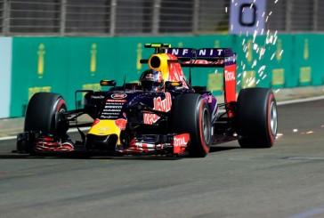 Fórmula 1: Daniil Kvyat se quedó con los libres 2