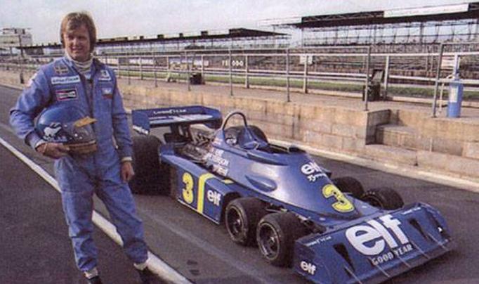 Un 11 de Septiembre de 1978 fallecía en Milán Ronnie Peterson