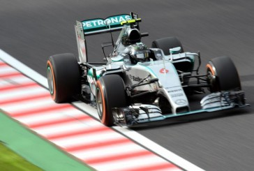 Fórmula 1: Rosberg logra la Pole en Suzuka