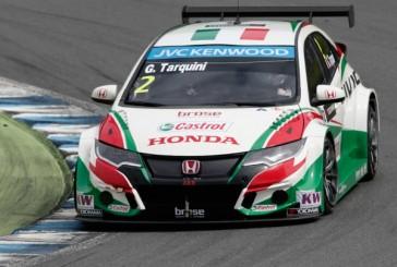 WTCC:  Tarquini, el más veloz en Shanghai