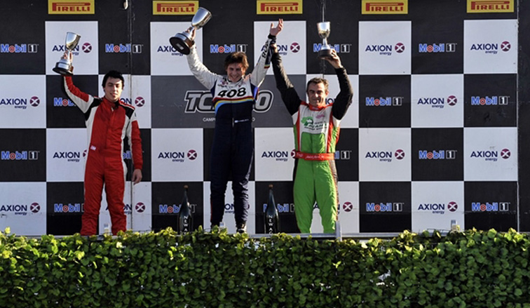 TC 2000: Bruno Armellini logró su primera victoria