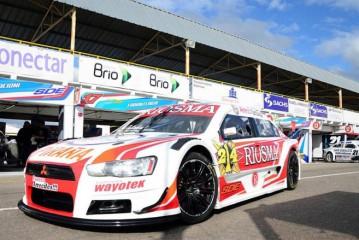 Top Race: Trosset hizo el mejor tiempo en TR V6, y Ballario en TR Series