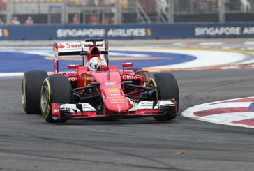 Fórmula 1: Vettel dueño de los Libres 3, presenta pelea para la pole