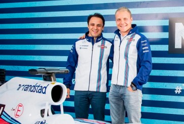 Fórmula 1: Williams anunció que renovó con Massa y Bottas