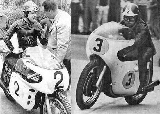 Benedicto Caldarella ganaba el Gran Premio de Argentina de motociclismo