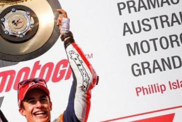 MotoGP: Márquez le gana la carrera a Lorenzo en la última vuelta