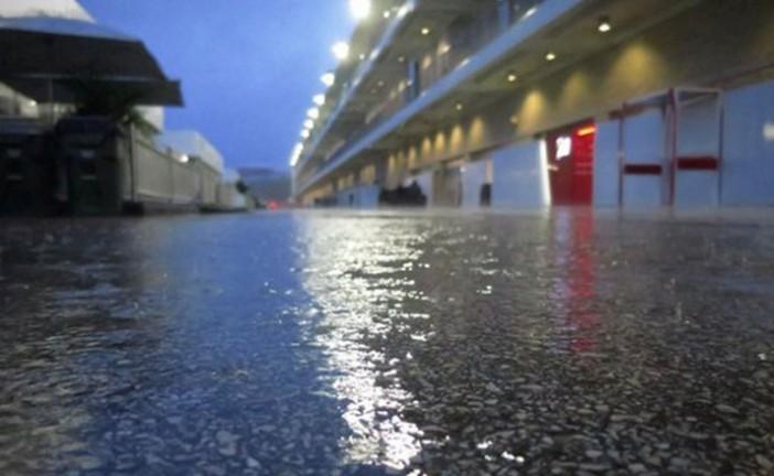 Fórmula 1: En breve la FIA anunciará si se disputan las sesiones de hoy en Austin