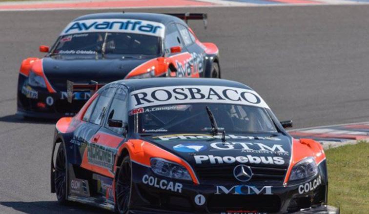 TR V6: Canapino ganó la final en Termas de Río Hondo