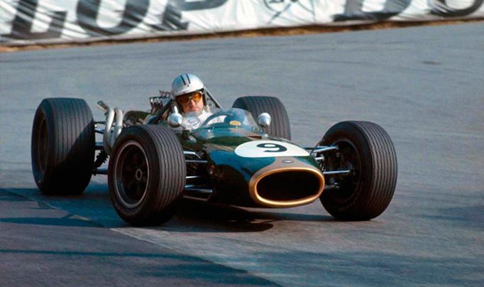 22/10/1967…se consagraba campeón Denny Hulme