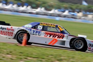 TC Pista: Nico Dianda también se quedó con la 2ª clasificación