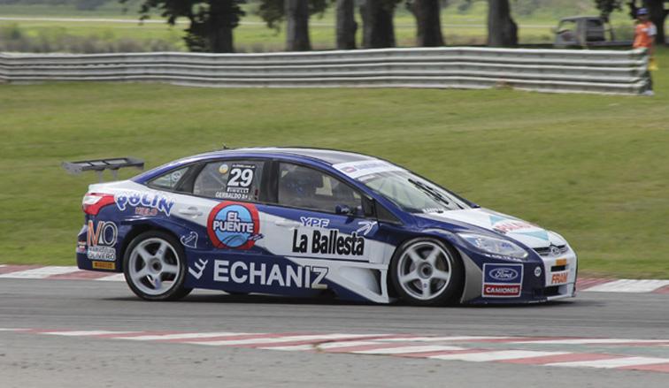 TC2000: Gerbaldo ganó la primer carrera en San Luis