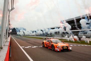 DTM: Jamie Green gana la segunda carrera en Hockenheim