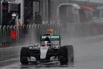 Fórmula 1: Hamilton dominó los Libres3