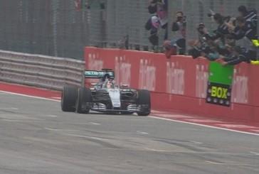 Fórmula 1: Hamilton tricampeón del mundo