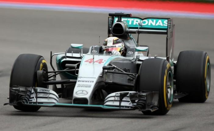 Fórmula 1: Hamilton ganó el GP de Rusia