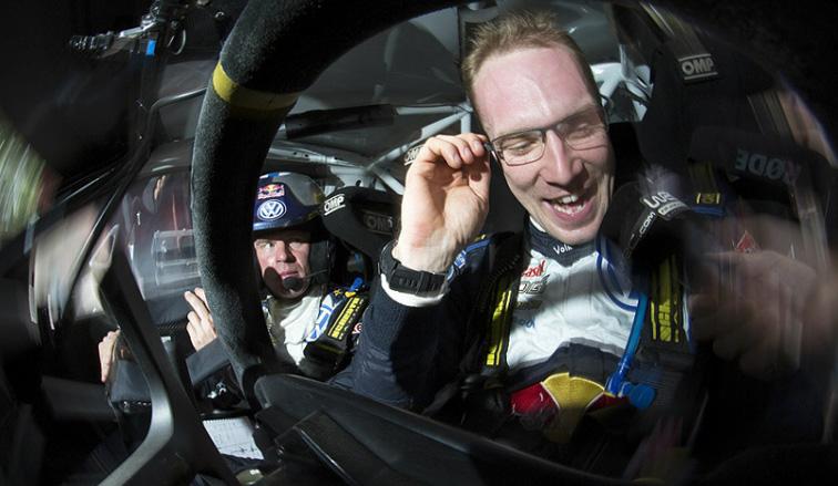 WRC: Latvala logró su segunda victoria consecutiva en Francia