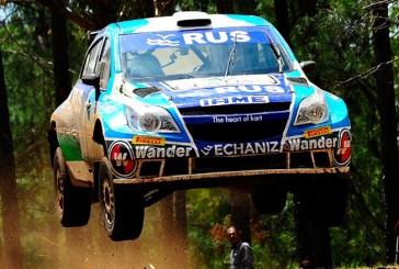 Rally Argentino: Ligato tuvo una jornada brillante