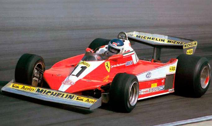 1º de Octubre de 1978, «Lole» Reutemann ganaba en Estados Unidos