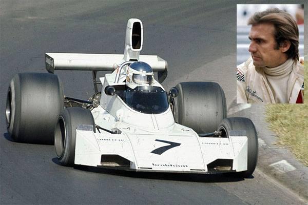 """El 6 de Octubre de 1974, """"Lole"""" Reutemann ganaba el Gran Premio de EEUU"""