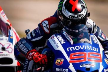 MotoGP: Lorenzo marcó el mejor tiempo en Japón