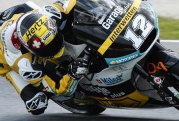 MotoGP: Luthi logra la Pole en Moto2;  y Antonelli en Moto3
