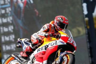MotoGP: Márquez suma la octava pole de la temporada