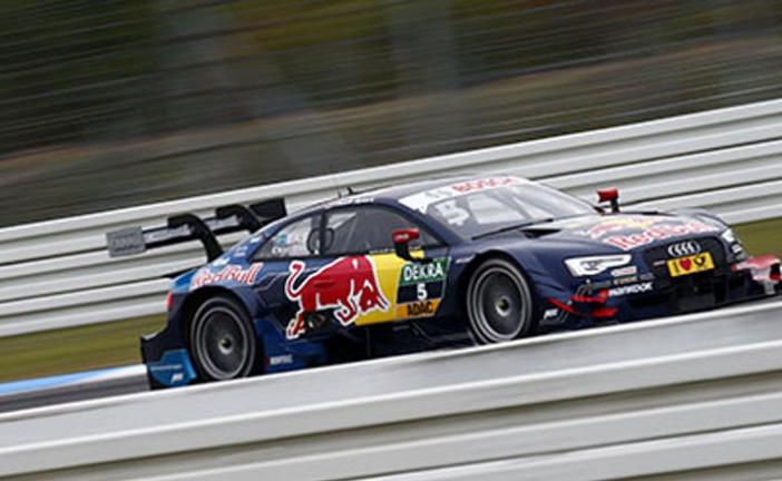DTM: Maxime Martin se queda con la pole del sábado en Hockenheim