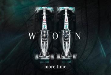 Fórmula 1: Mercedes, campeón de constructores en Rusia por 2º año consecutivo