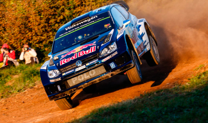 WRC: Oggier es el nuevo líder