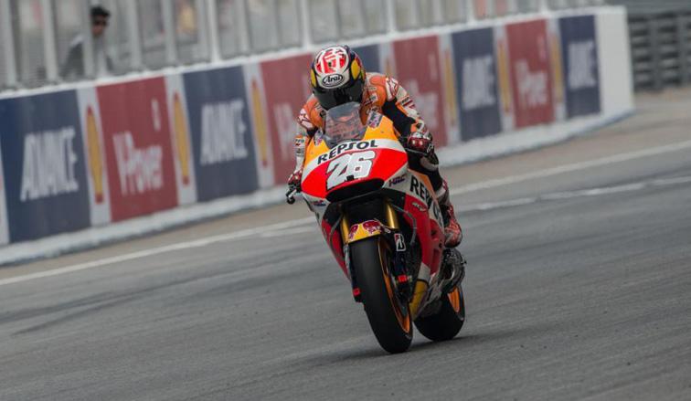 MotoGP: Pedrosa ganó en Malasia