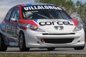 TN C2: Percaz se aseguró la pole position