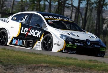 STC2000: Pernía logró la pole position en General Roca