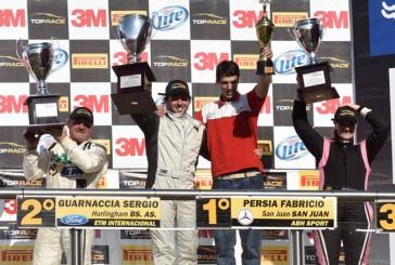 TR Series: Persia ganó la primer carrera