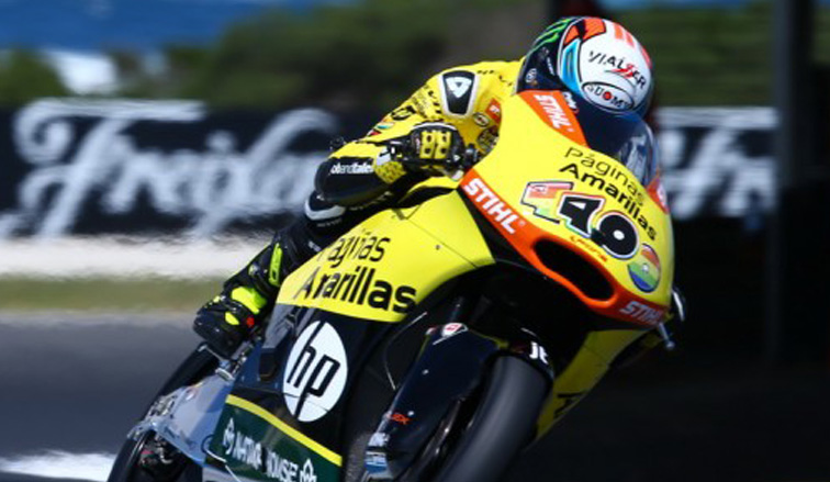 MotoGP: Rins gana en Moto2 y Oliveira en Moto3