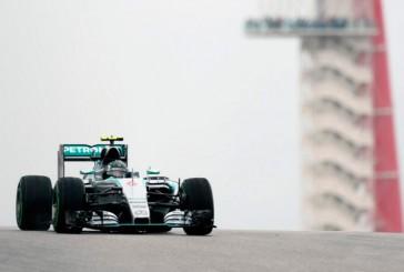 Fórmula 1: Rosberg dominó los Libres 1