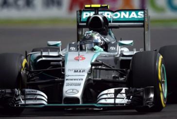 Fórmula 1: Rosberg logra su cuarta pole consecutiva del año en México
