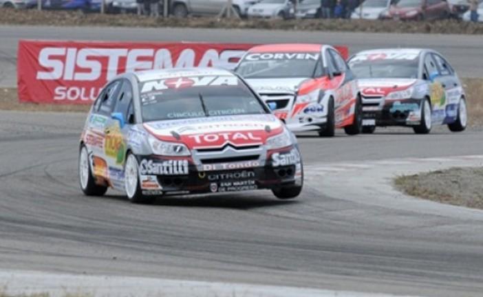 TN C3: Rossi, Chapur y Pernia se quedaron con las series