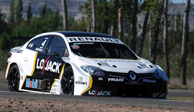 STC2000:  Pernia ganó la 1º serie y Spataro la 2º  serie