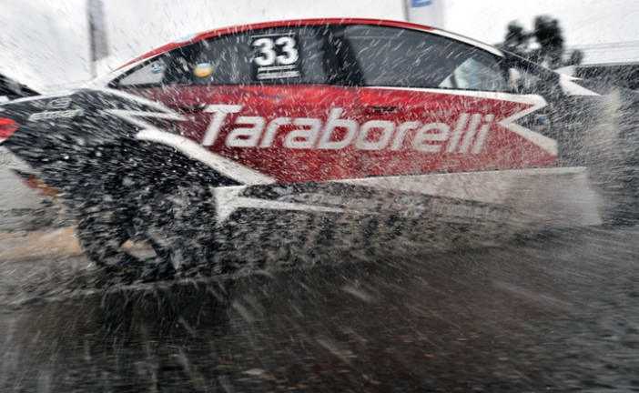 TC2000: Lucas Yerobi se quedó con la 1º clasificación