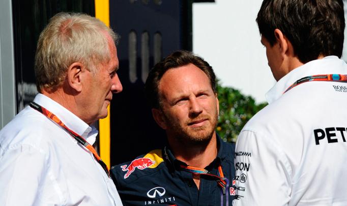 Fórmula 1: Toto Wolf fué claro al hablar