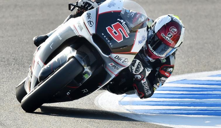 MotoGP: Zarco logró la Pole en Moto2 y Fenati en Moto3