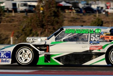TC: Mangoni logró su primer pole position