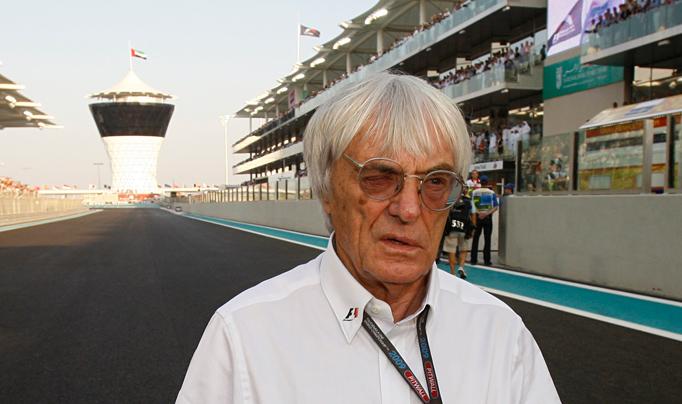 Fórmula 1: Las preocupaciones de Ecclestone