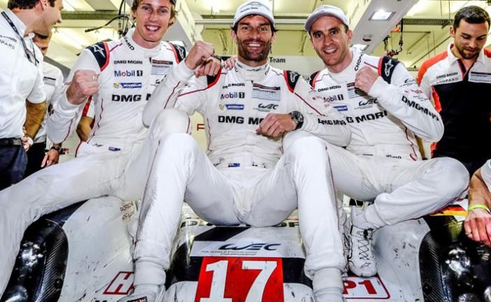 FIA WEC: Porsche también dominó en Bahréin
