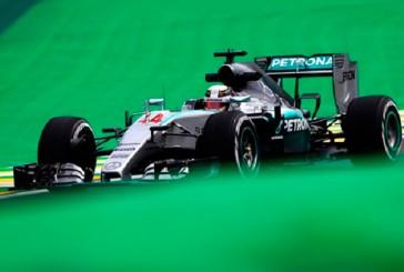 Fórmula 1: Hamilton lideró los Libres 1y Rosberg los Libres 2 en Brasil