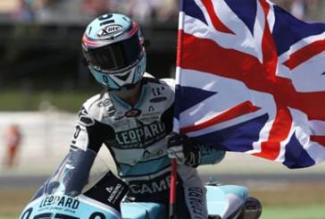 MotoGP: Danny Kent se consagra campeón en Moto3