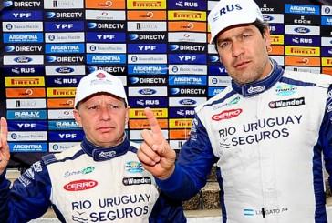 Rally Argentino: Ligato se aseguró el título