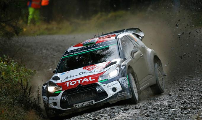 WRC: Meeke se acerca a Oggier en Gales